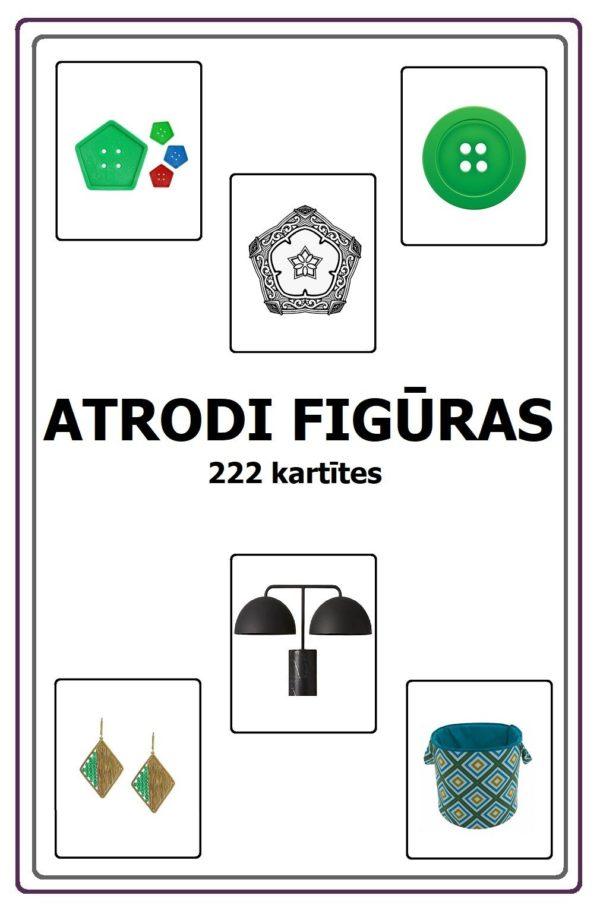 ATRODI FIGŪRAS