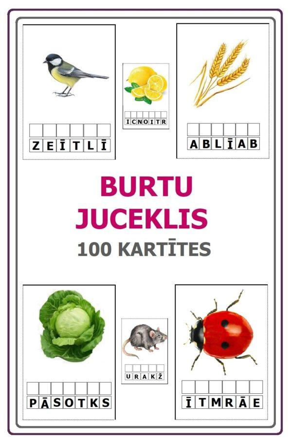 BURTU JUCEKLIS