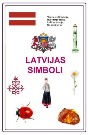 LATVIJAS SIMBOLI