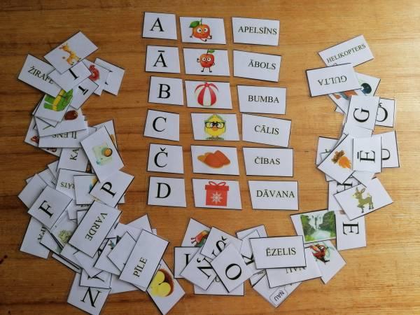 Alfabēta spēle