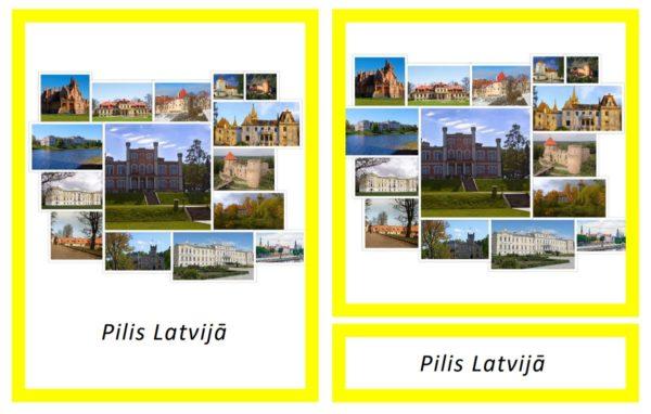 Pilis Latvijā