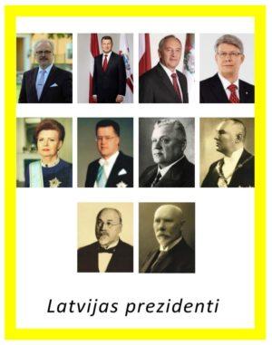 Latvijas prezidenti