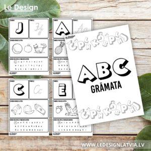 ABC GRĀMATA