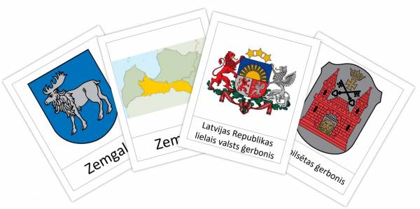 Latvijas Republikas ģerboņi
