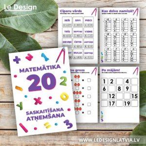 MATEMĀTIKA 20