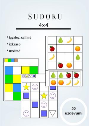 Sudoku 4×4