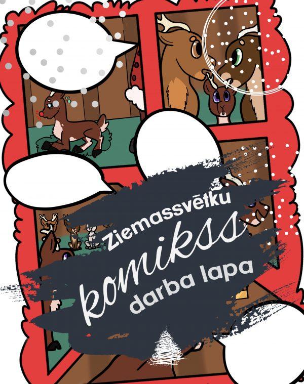 Ziemassvētku komikss