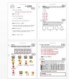 Matemātikas olimpiāde 2.klasei