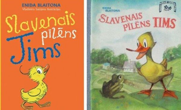 "ENIDA BLAITONA ""SLAVENAIS PĪLĒNS TIMS"""