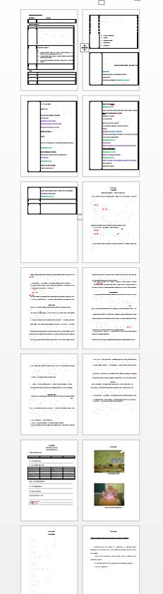 Dubultotie līdzskaņi- stundas plāns, Powerpointa materiāls