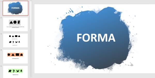 """Prezentācija """"FORMA + 2 mācību uzdevumi"""""""