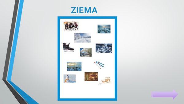Interaktīvs mācību līdzeklis ZIEMA (PowerPoint prezentācija)