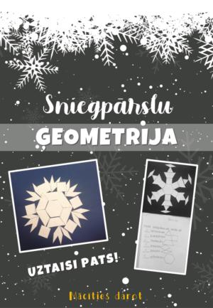 Sniegpārslu ĢEOMETRIJA