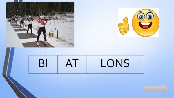Interaktīvs mācību līdzeklis-Ziemas sporta veidi ZILBES