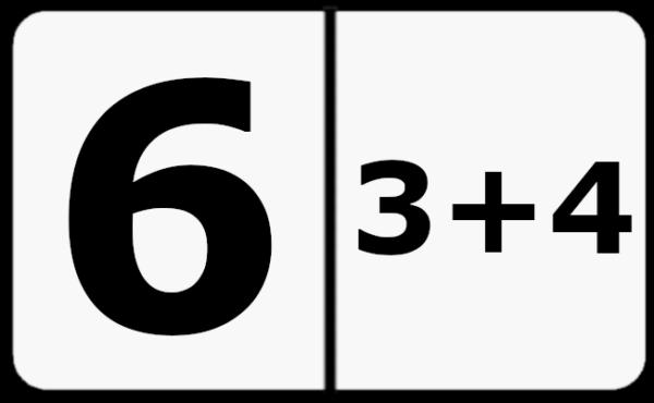 Domino – saskaitīšana