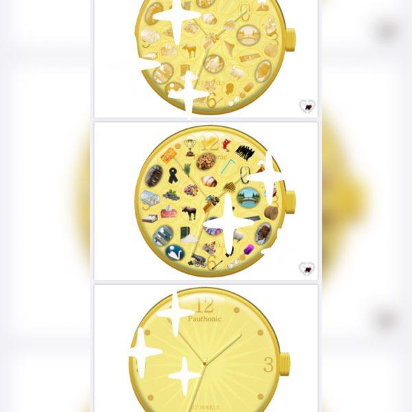 """""""Zelta pulkstenis"""" – skaņas [L] (v.vidū) nostiprināšana!"""