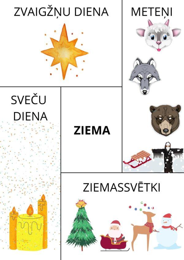 """Spēle – """"Latvijas svētki"""""""