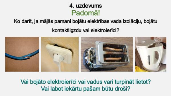 Elektrodrošība (5. – 6. kl.)