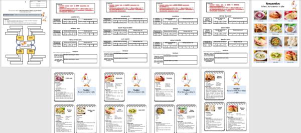 """Pētnieciskais darbs """"Olu izmantošana ēdienu gatavošanā"""" 4.kl"""