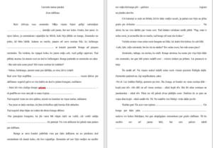 Zoss dalīšana – DL vārdu skaidrojumi (sinonīmi)
