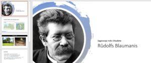 Rūdolfs Blaumanis – sākumskolai