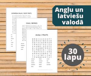 Angļu – latviešu valodas burtu jūkļi
