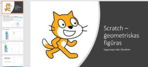 Scratch – ģeometriskas figūras
