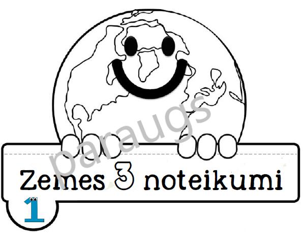 Grāmatiņa – Zemes 3 noteikumi