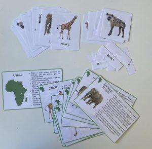Āfrikas dzīvnieki