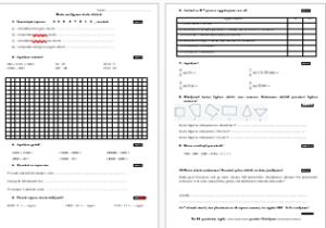 PD matemātikā – Pamatjautājumi 4.klasi beidzot.