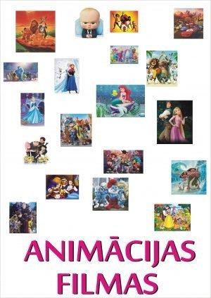 Animācijas filmas