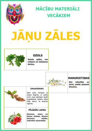 JĀŅU ZĀLES