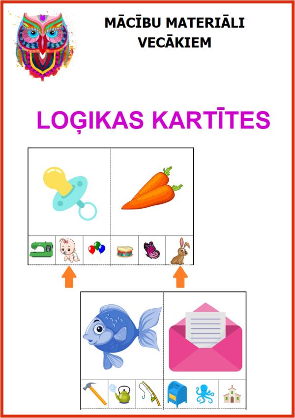 Loģikas kartītes