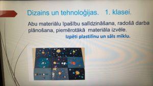 1.3. Dizains un tehnoloģijas 1.klasei