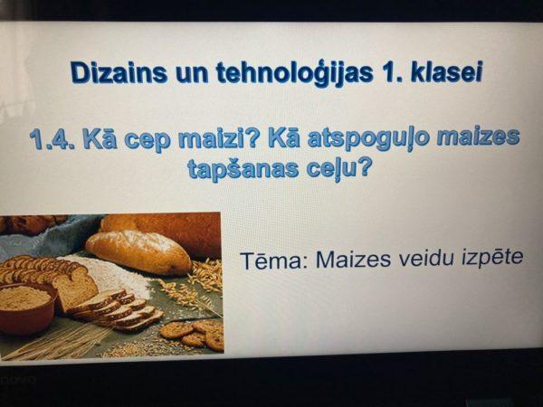 1.4.Dizains un tehnoloģijas 1.klasei