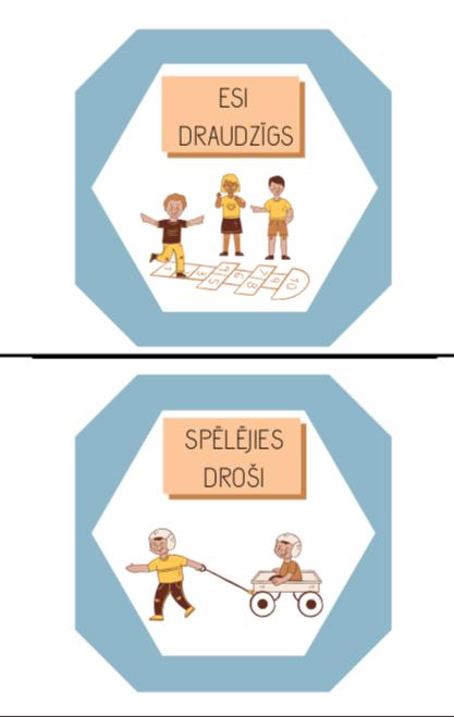Grupas/ klases noteikumi