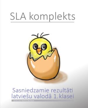 SLA kompekts latviešu valodā