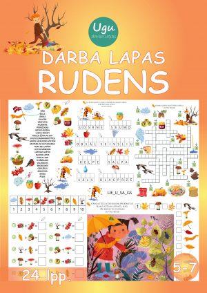 "DARBA LAPAS ""RUDENS"", 5-7 gadi"