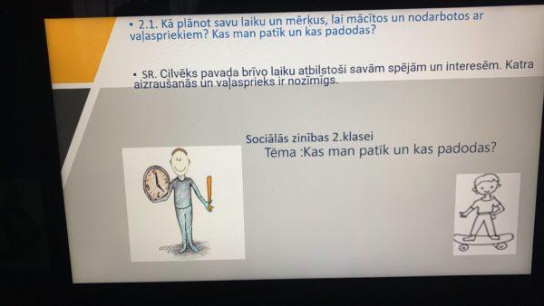 2.1.Sociālās zinības2.kl.Tēma:Kas man patīk un kas padodas?