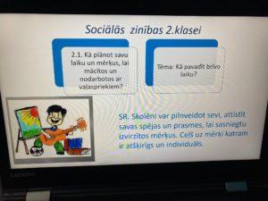 2.1.Sociālās zinības 2.kl.Tēma:Kā pavadīt brīvo laiku?