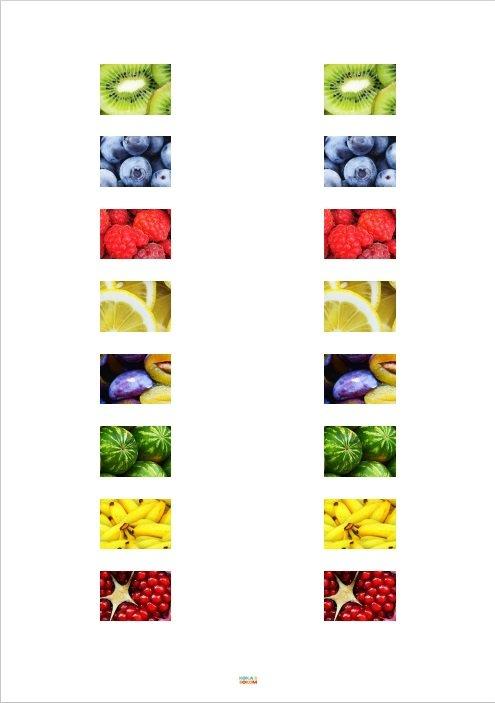 Augļi, ogas un dārzeņi