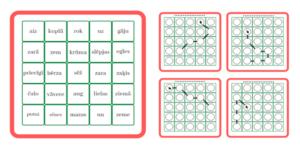 Teikumu veidošana pēc shēmas