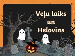 Veļu laiks un Helovīni