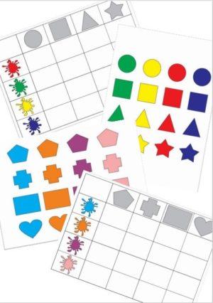 Formas un krāsas